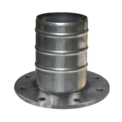 Hose End – Flange / Bead – Table D - 304 Stainless Steel
