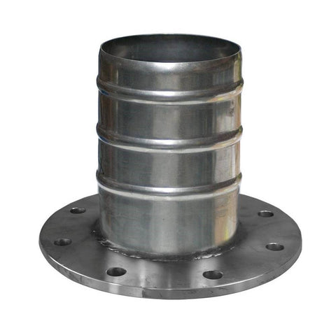 Hose tail loose flange table d ib international for Table e flange