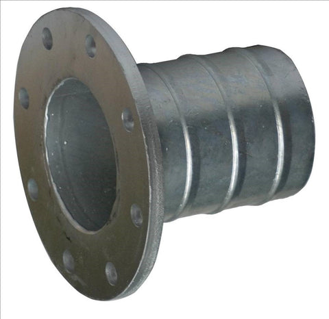Hose End – Galv Flange / Bead – Table E