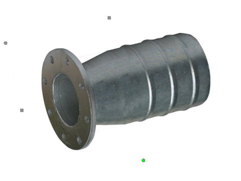 Hose End – Enlarging (Flange/Bead) - Table E