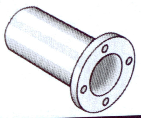 Hose End – Flange/Plain