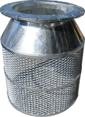 Strainer - Flanged