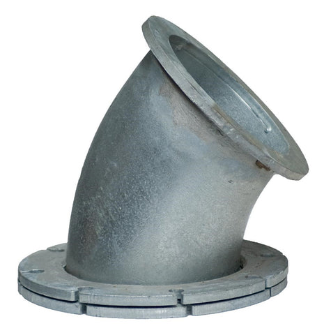 Bend - 45deg Loose Flange - Medium Wall