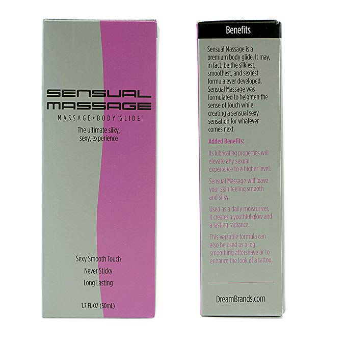 Dreambrands Sensua Massage Gel matxa silicon