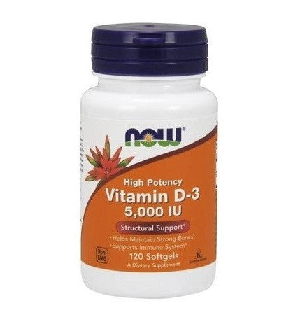 Now vitamin d3 5000IU