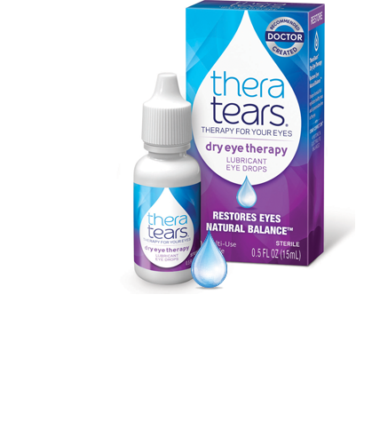 TheraTears Dung dịch chống khô mắt Dry Eye Therapy