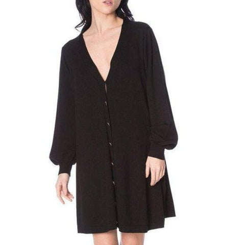 Black Magma Cardi Dress