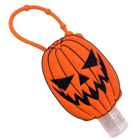 Pumpkin Sanitizer Holder