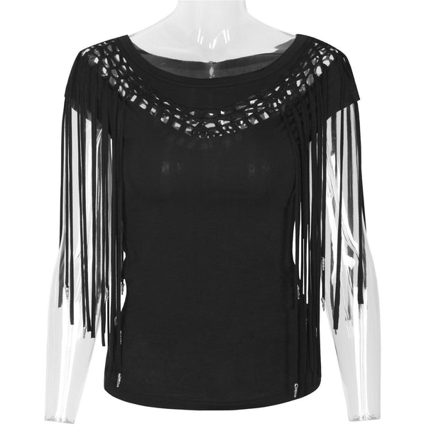 Punk Rave Tops & Blouses Summer Falls Top