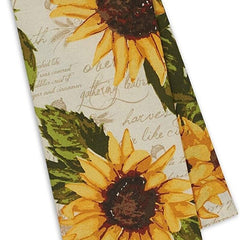 Floral and Botanical Tea Towels