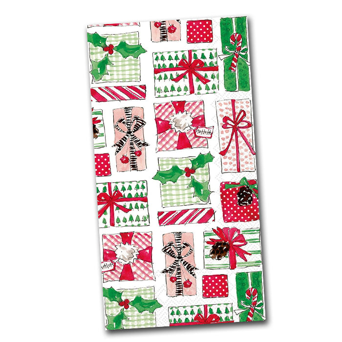 Christmas Gifts Paper Guest Towels