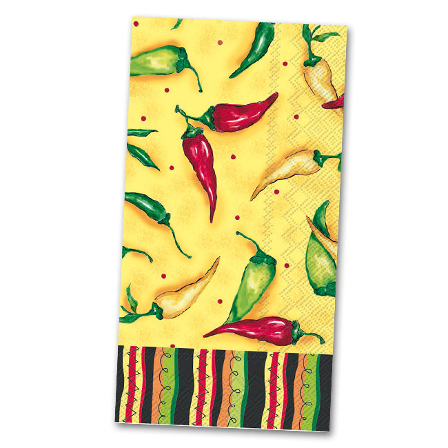 Peppers Paper Guest Towels - Buffet Napkins
