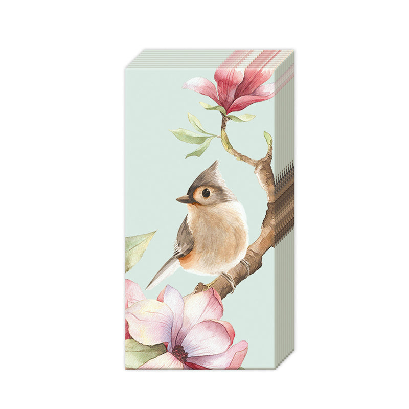 Spring Melody Pocket Tissues