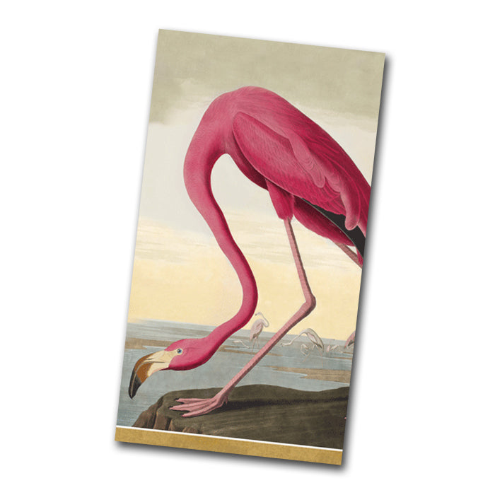 Audubon Birds Paper Guest Towels -Buffet Napkins