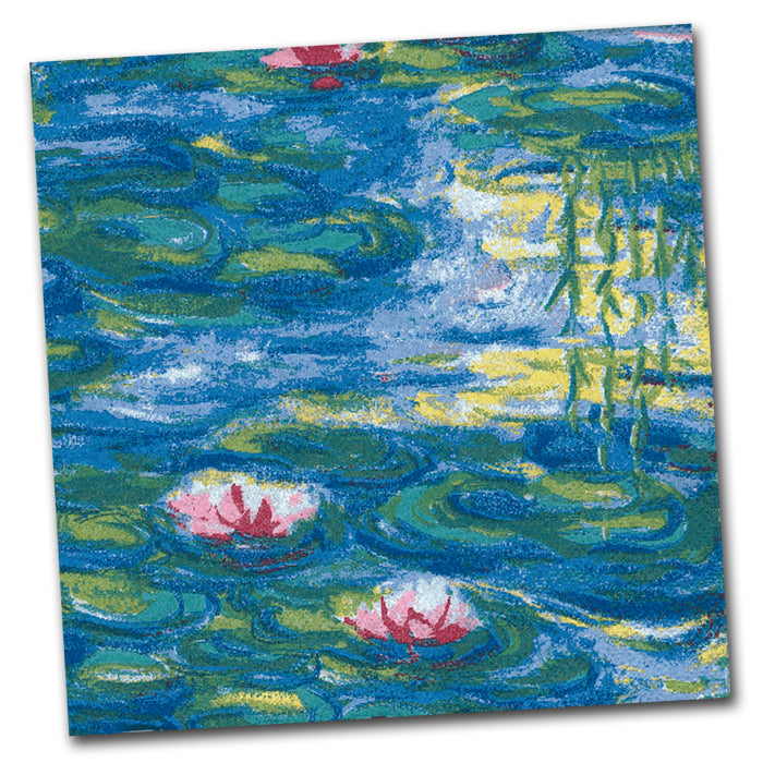Monet's Nympheas Paper Napkins - Luncheon