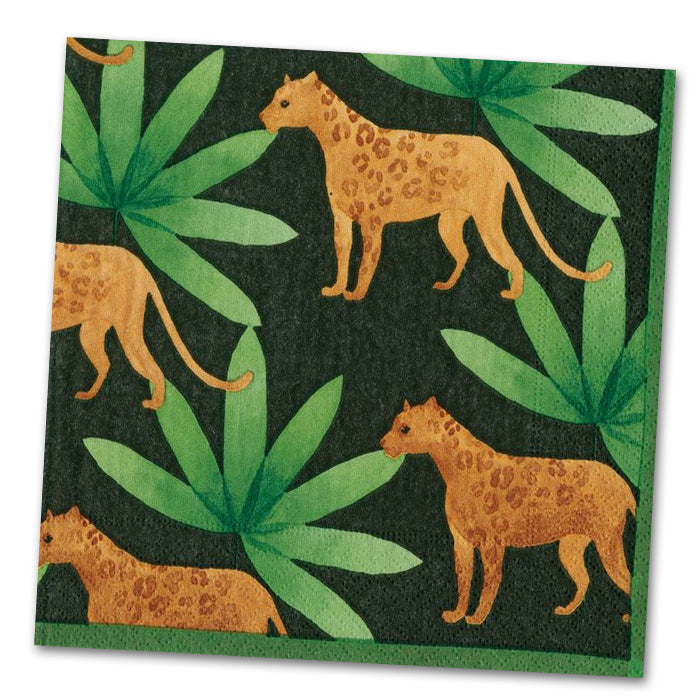 Panthera Paper Luncheon Napkins