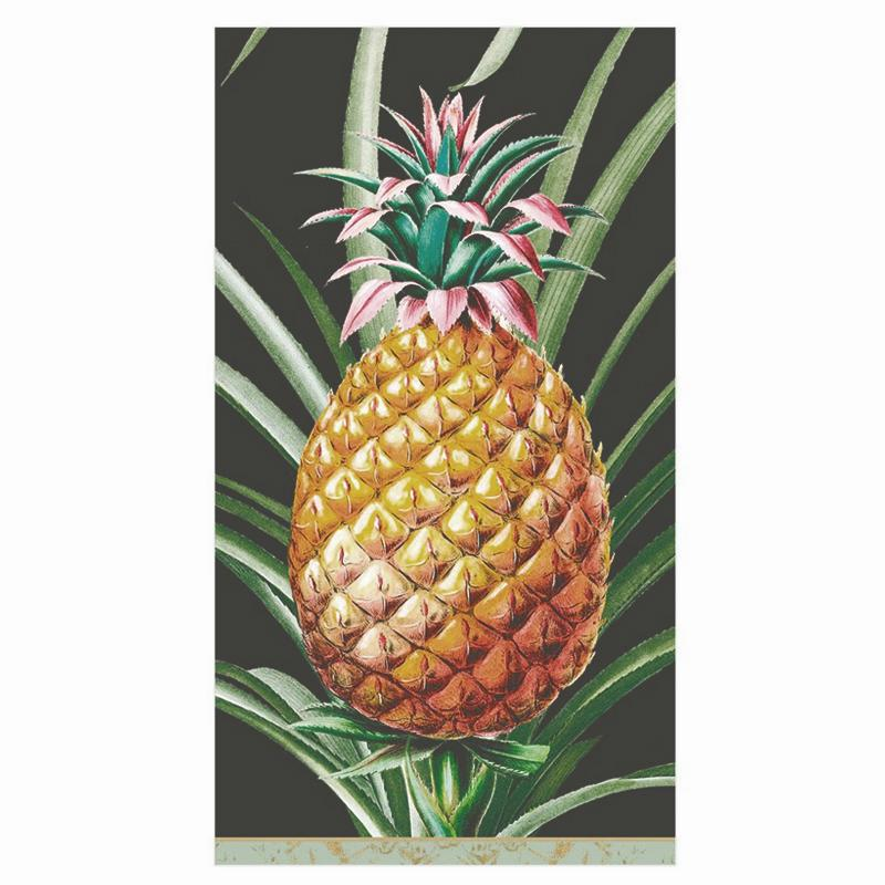 Tropical Fruit Paper Guest Towels - Buffet Napkins