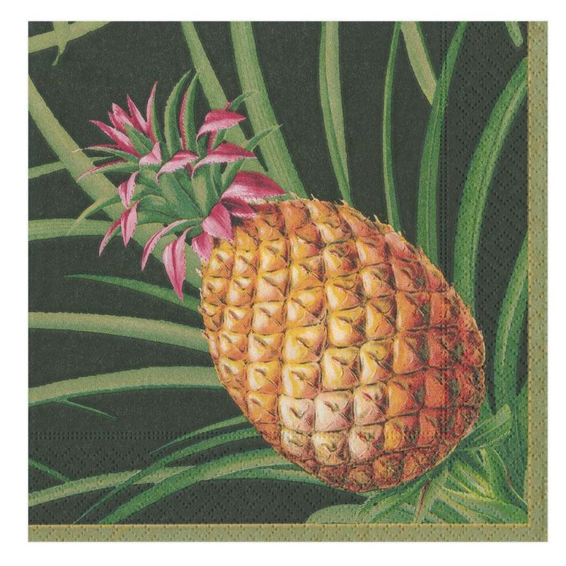 Tropical Fruit Paper Napkins - Luncheon