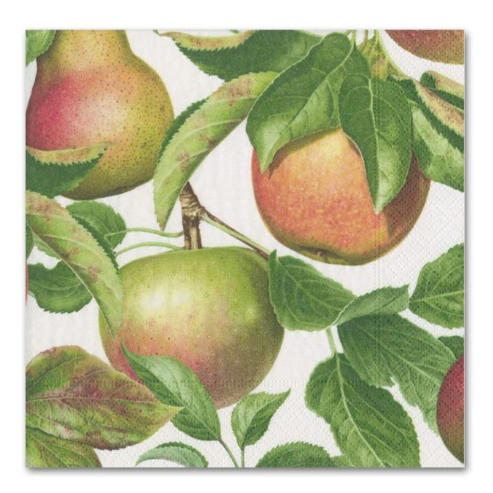 Apple Orchard Paper Napkins - Luncheon