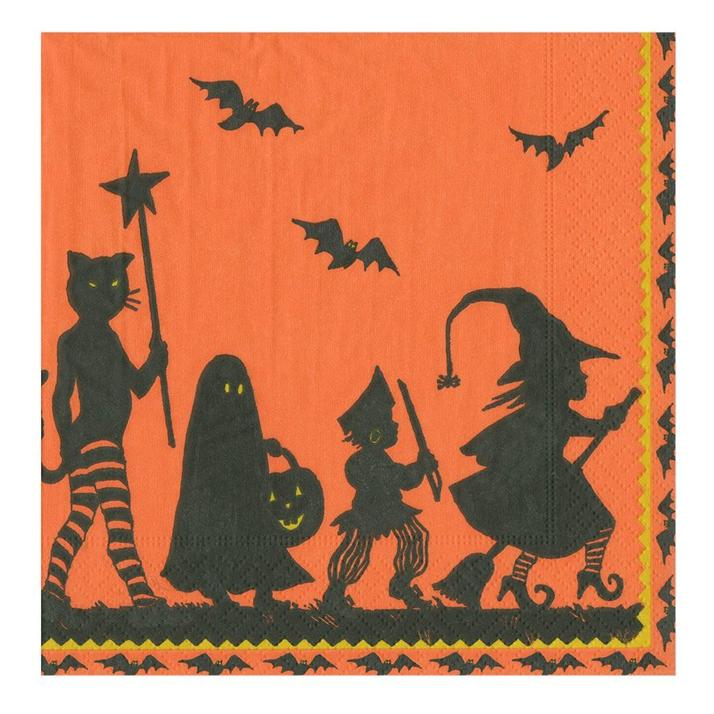 Halloween Parade Paper Napkins - Luncheon