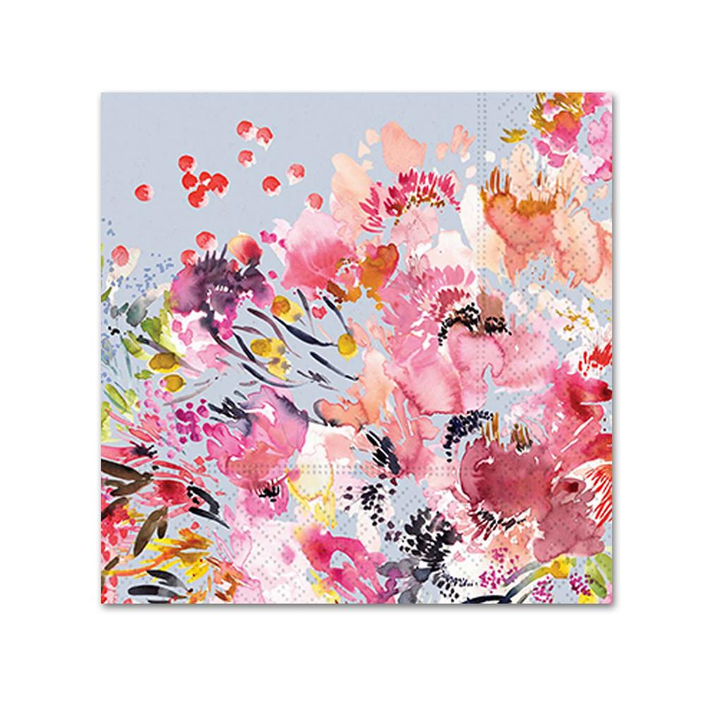 Wildflower Dreams Paper Beverage Napkins