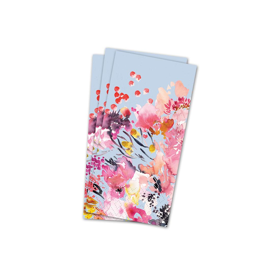 Wildflower Dreams Paper Pocket Hankies