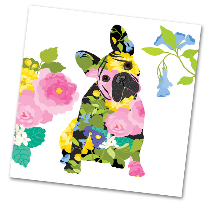 Brigitte the Dog Paper Napkins - Luncheon