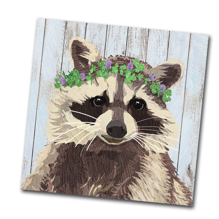 Benjamin the Racoon Paper Napkins - Luncheon