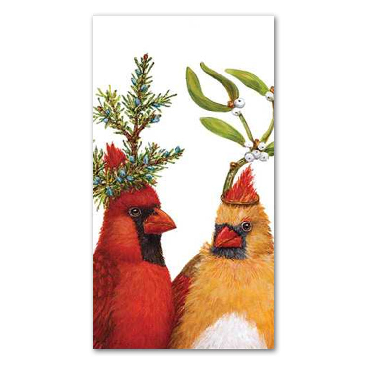 Holiday Party Paper Guest Towels - Buffet Napkins