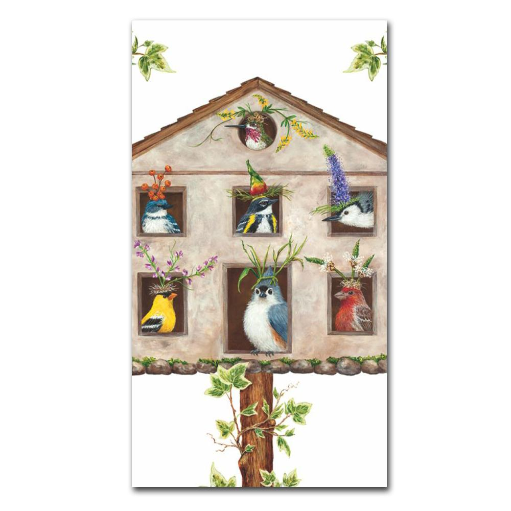 House Party Vicki Sawyer Paper Guest Towels - Buffet Napkins
