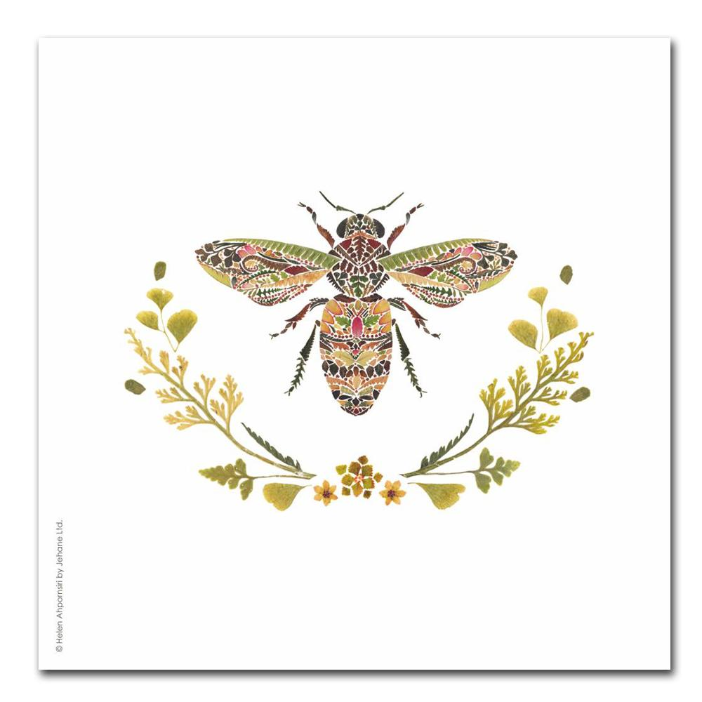 Provence Bee Paper Luncheon Napkins