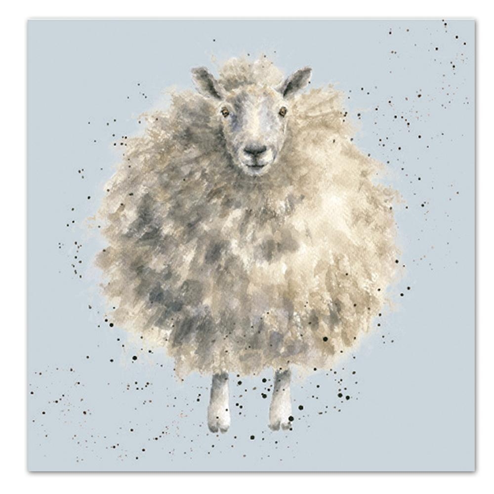 The Woolly Jumper - Sheep Paper Luncheon Napkins