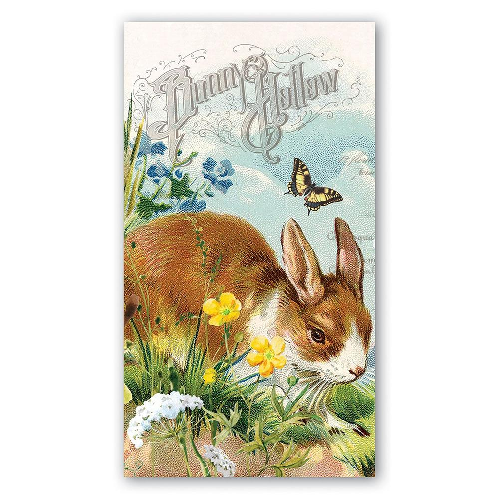 Bunny Hollow Paper Guest Towels - Hostess Napkins