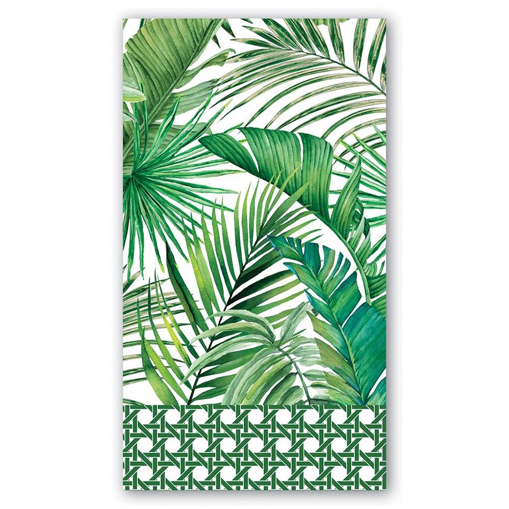Palm Breeze Paper Guest Towels - Hostess Napkins