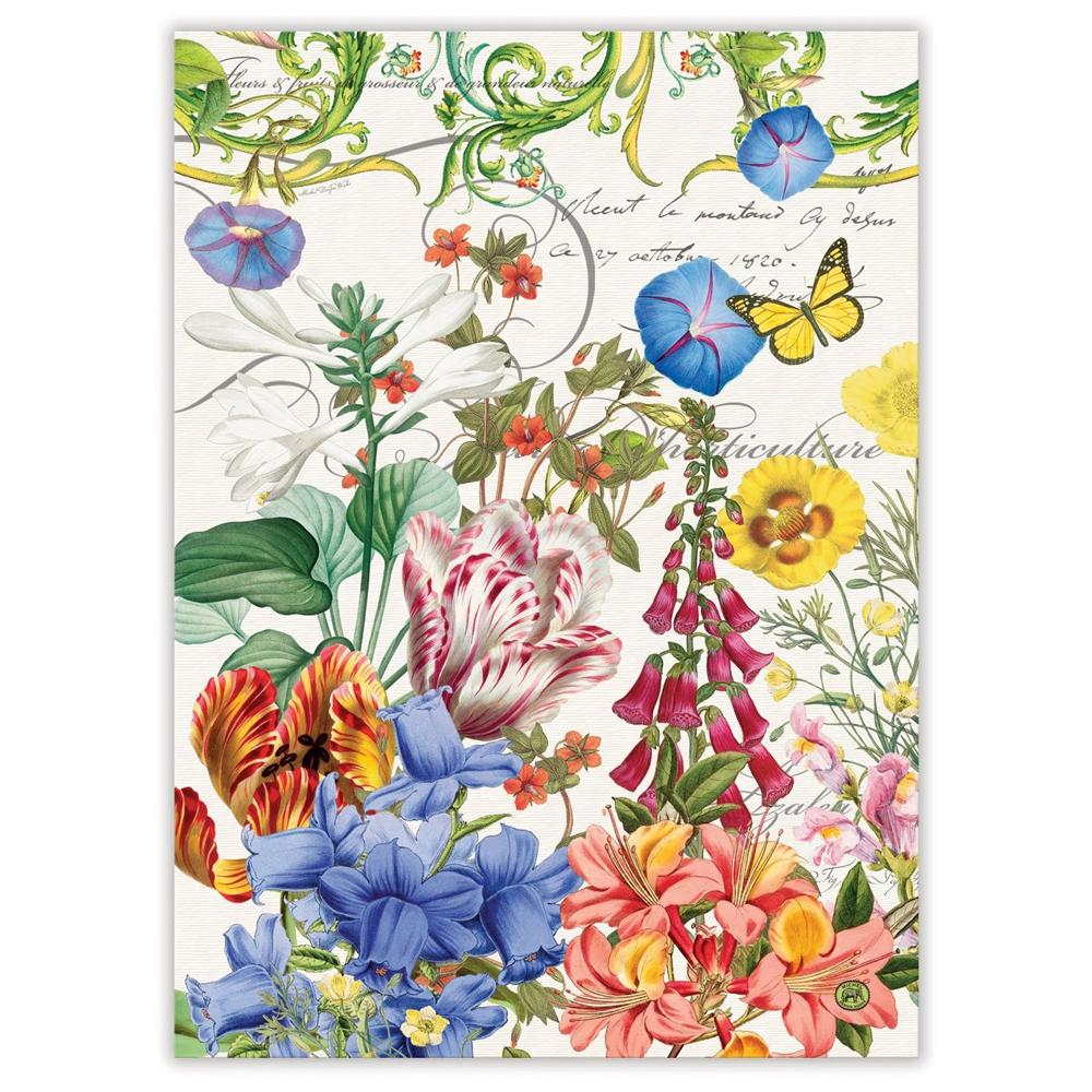 Summer Days Kitchen Tea Towel