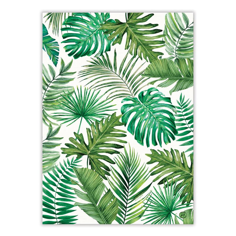 Palm Breeze Kitchen Tea Towel