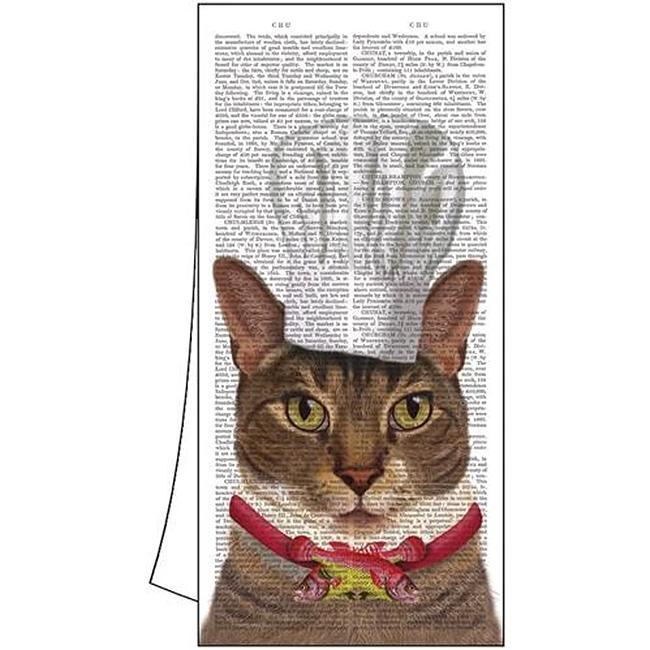 Charlie the Cat Kitchen Towel