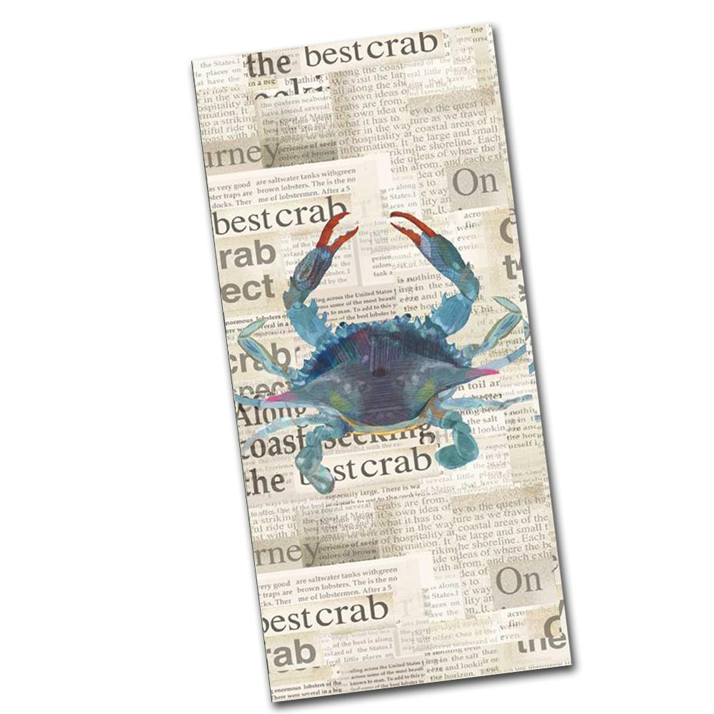 Best Blue Crab Kitchen Towel