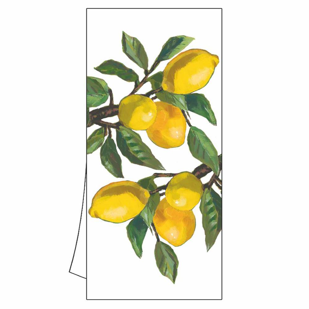 Lemon Musee Kitchen Towel