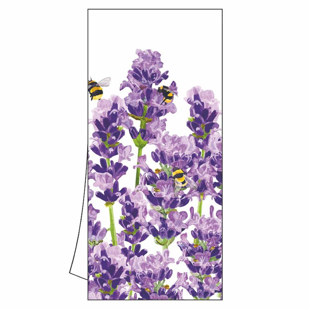 Bee's & Lavender Kitchen Towel