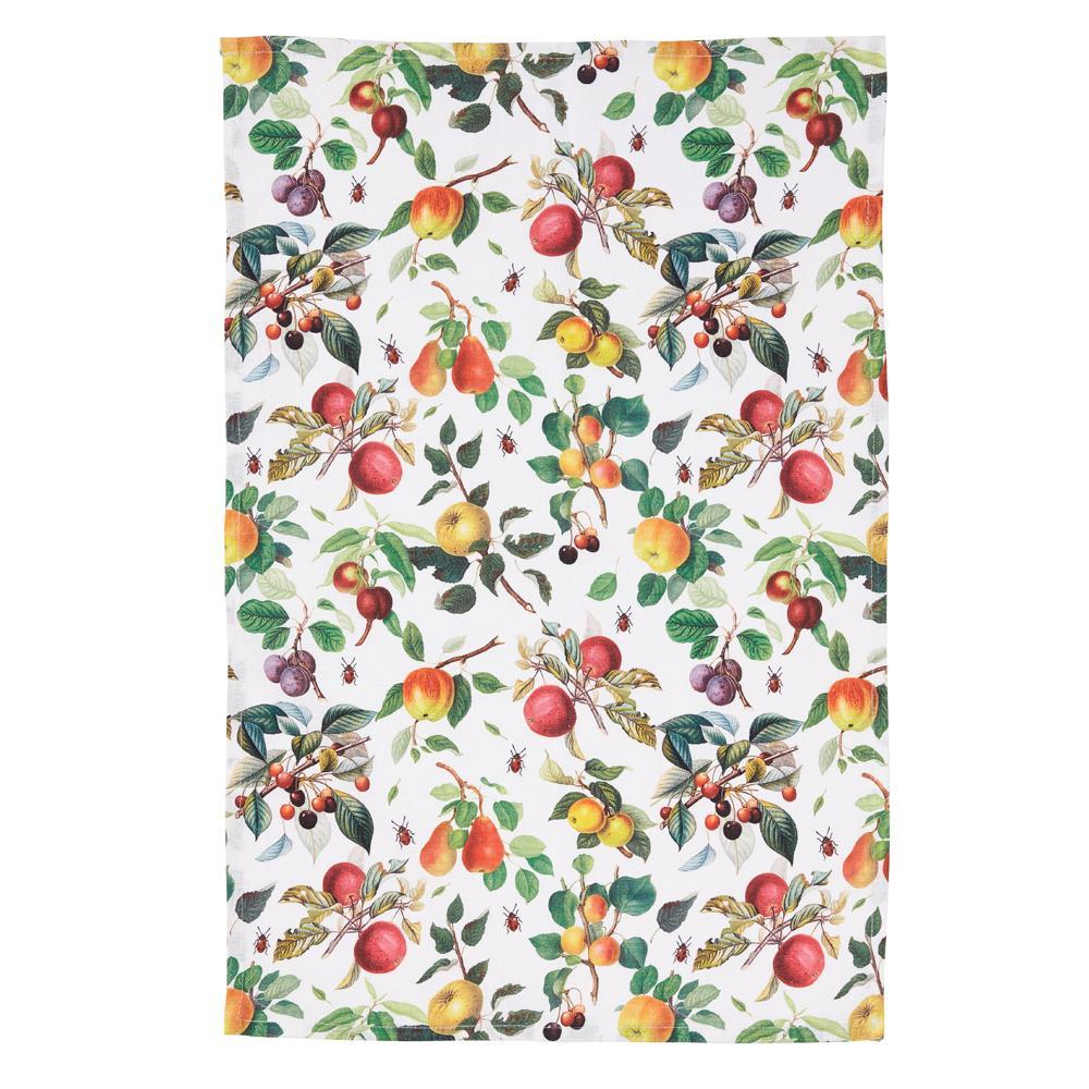 Summer Fruit Tea Towel