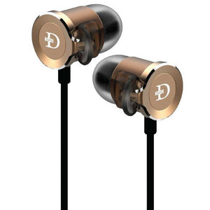 DUNU DN2000 Premium Hybrid 3 way IEMs in-ear earbuds earphones by Red Ape