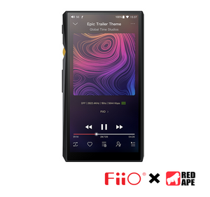 FiiO M11 Portable Music Player with FiiO SK-M11 Case