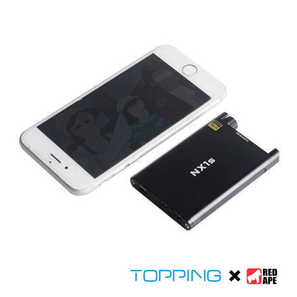 Topping NX1s Digital HiFi Portable Headphone Amplifier