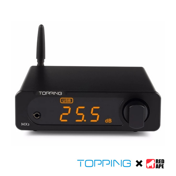 Topping MX3 USB DAC Headphone Amplifier