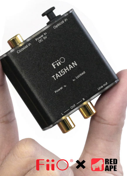 FiiO D03K Digital to Analog Audio Converter