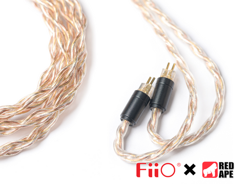 FiiO LC-RE Replacement Cables (2.5mm, 3.5mm, 4.4mm)