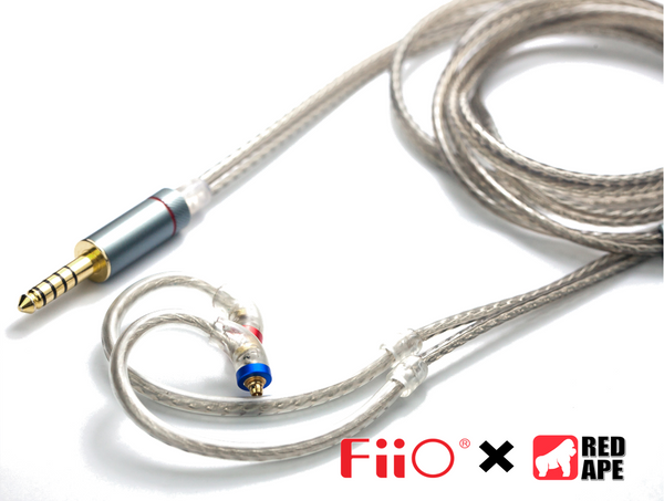 FiiO LC-B Series Replacement Cables (2.5mm, 3.5mm, 4.4mm)