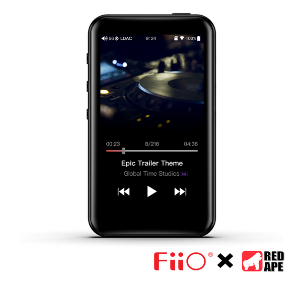 FiiO M6 Lossless Music Player