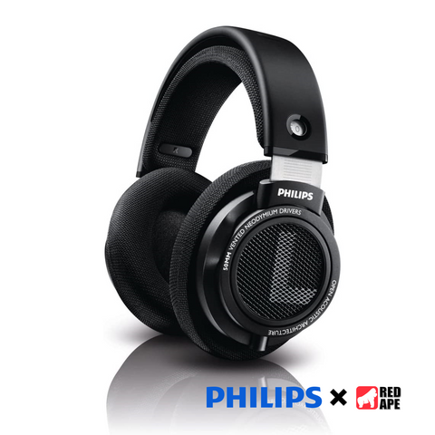 Philips SHP 9500 Professional Headphones